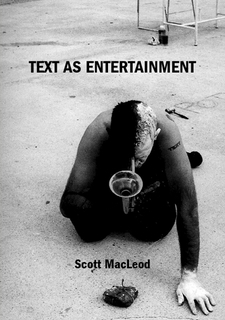 Text As Entertainment by Scott Macleod