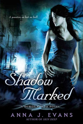 Shadow Marked by Anna J. Evans