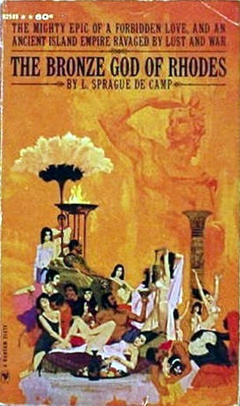 The Bronze God of Rhodes by L. Sprague de Camp