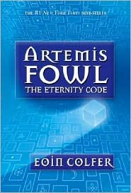 The Eternity Code by Eoin Colfer