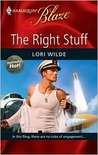 The Right Stuff (Uniformly Hot!, #4) (Harlequin Blaze, #463)