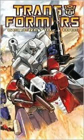 Transformers Generation One Volume 2 by Brad Mick
