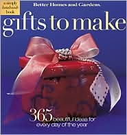 Gifts to Make by Carol Field Dahlstrom