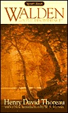 """Walden Or, Life In The Woods And """"On The Duty Of Civil Disobedience"""" (Signet Classics)"""