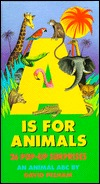 """""""A"""" Is for Animals by David Pelham"""