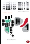 Modern Music by Paul Griffiths