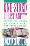 One-Sided Christianity?: Uniting the Church to Heal a Lost and Broken World