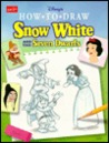 Learn to Draw Snow White and the Seven Dwarfs