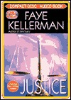 Justice by Faye Kellerman