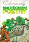 Contemporary Macedonian Poetry