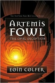 The Opal Deception by Eoin Colfer