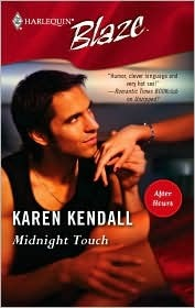 Midnight Touch (Harlequin Blaze #258)
