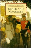 Sense and Nonsense by Jerome K. Jerome