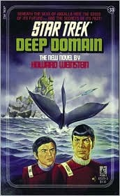 Deep Domain by Howard     Weinstein