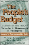 The People's Budget: A Practical Plan for Shrinking Government Waste