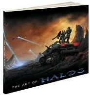 Halo 3 Art Book by Fernando Bueno