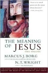 Meaning of Jesus by Marcus J. Borg