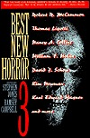 Best New Horror 3 by Ramsey Campbell