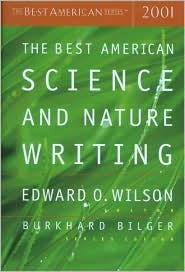 The Best American Science & Nature Writing 2001 by Burkhard Bilger