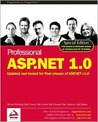 Professional ASP.Net 1.0, Special Edition