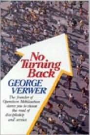 No Turning Back by Verwer George