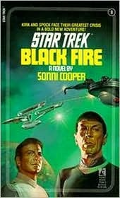 Black Fire Star Trek: The Original Series 8