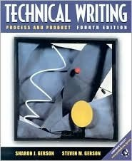 Technical Writing by Steven M. Gerson