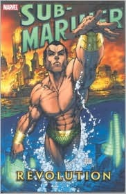Sub-Mariner by Matt Chernis