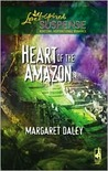 Heart Of The Amazon (Steeple Hill Love Inspired Suspense #37)
