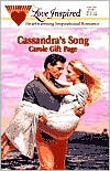 Cassandra's Song (The Minister's Daughters Trilogy #1) by Carole Gift Page