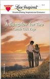 A Bungalow for Two (The Minister's Daughters Trilogy #3) (Love Inspired #159)