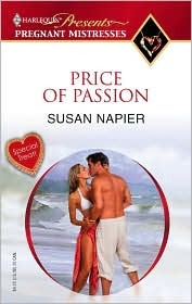 Price of Passion by Susan Napier