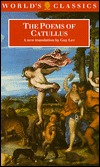 Catullus: The Complete Poems
