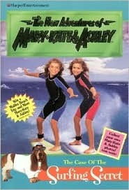 Download for free The Case Of The Surfing Secret (The New Adventures of Mary-Kate and Ashley #12) by Cathy East Dubowski PDF