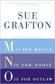 Three Complete Novels by Sue Grafton