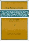 The Middle East: A History, Vol. 1, Fifth Edition