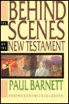 Behind the Scenes of the New Testament