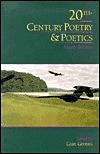 20th Century Poetry and Poetics by Gary Geddes