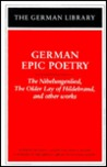 German Epic Poetry by Various
