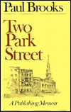 Two Park Street: A Publishing Memoir