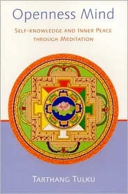 Openness Mind: Self-knowledge and Inner Peace through Meditation (Nyingma Psychology Series #3)