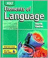 Elements of Language: Fourth Course
