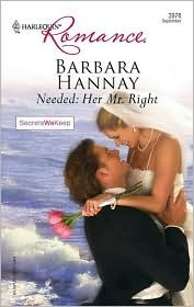 Needed by Barbara Hannay