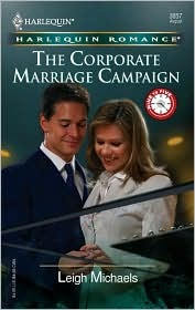 The Corporate Marriage Campaign (Nine to Five) by Leigh Michaels