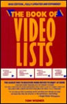 Book of Video List-1990