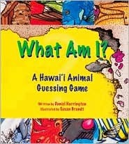 What am I? A Hawaii Animal Guessing game