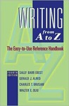 Writing from A to Z: MLA Update Version