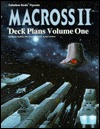 Macross II: Spacecraft and Deck Plans - Volume One