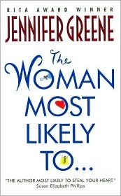 The Woman Most Likely To... by Jennifer Greene
