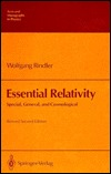 Essential Relativity by Wolfgang Rindler